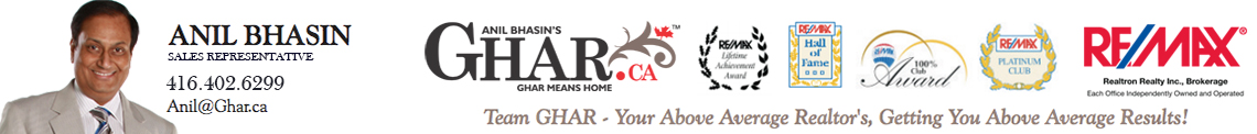 Ghar.ca - Ghar Means Home - Anil Bhasin